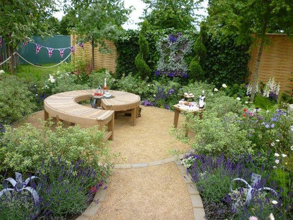 Gravel jt1large jpg 600 450 pixels garden of for Hard landscaping ideas