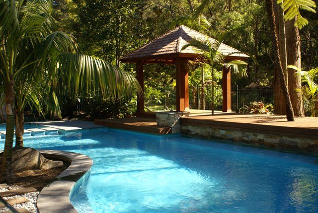 17 best images about bali huts on pinterest bali garden for Pool hut designs