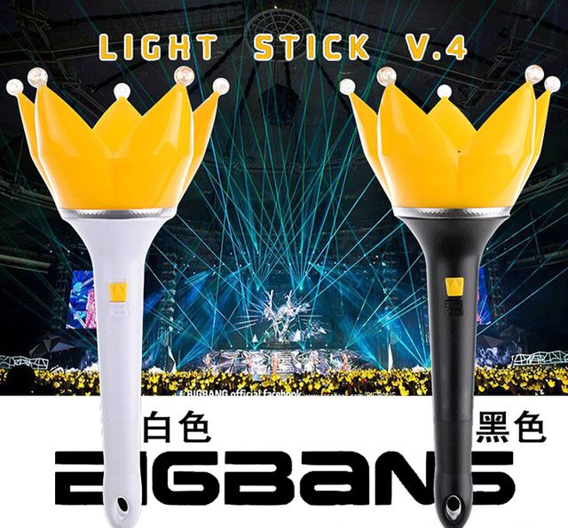 New Hot sale BIGBANG Group Light stick for Concert glow stick free shipping #Brand #Aganmi #sweaters #women_clothing #stylish_dresses #style #fashion