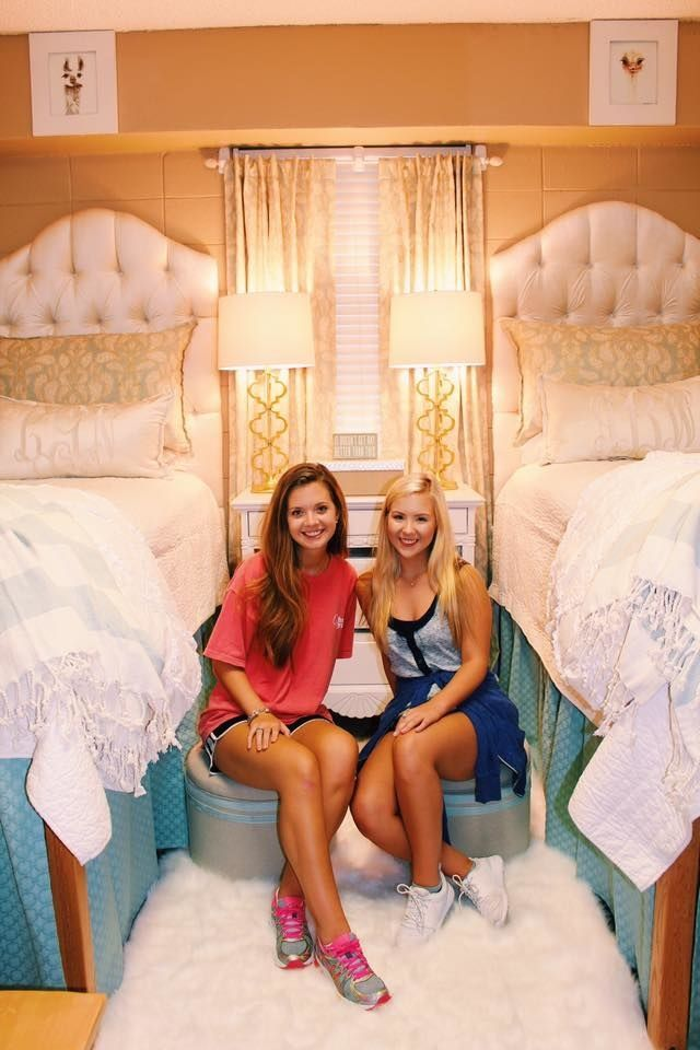 People Can't Get Over This Super Extravagant Dorm Room