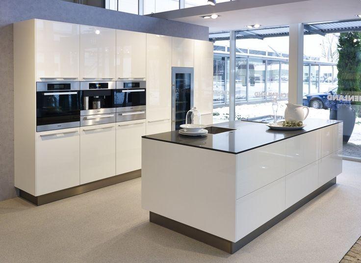 Grifflose küchen • küchen ekelhoff cocinas pinterest kitchens interiors and modern kitchen cabinets