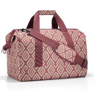 Reisenthel – Diamonds Rouge Large Allrounder L Shoulder Bag – Red