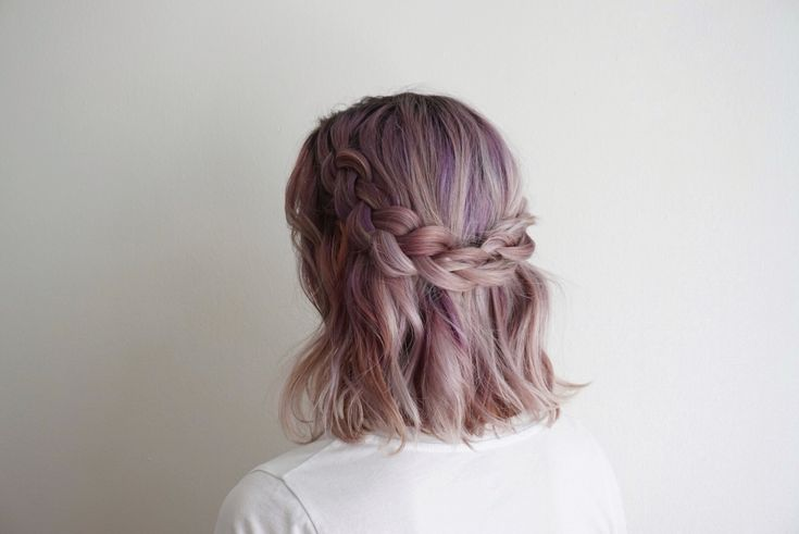 Half Up Braid | Hairstyles