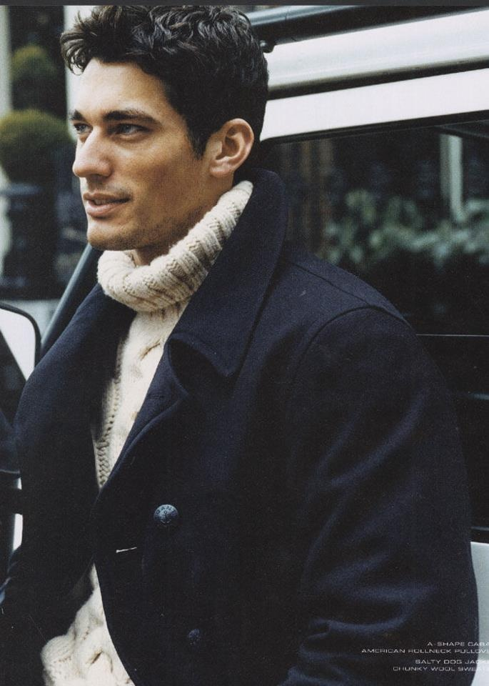 David Gandy Young And Preppy Very Ralph Lauren David