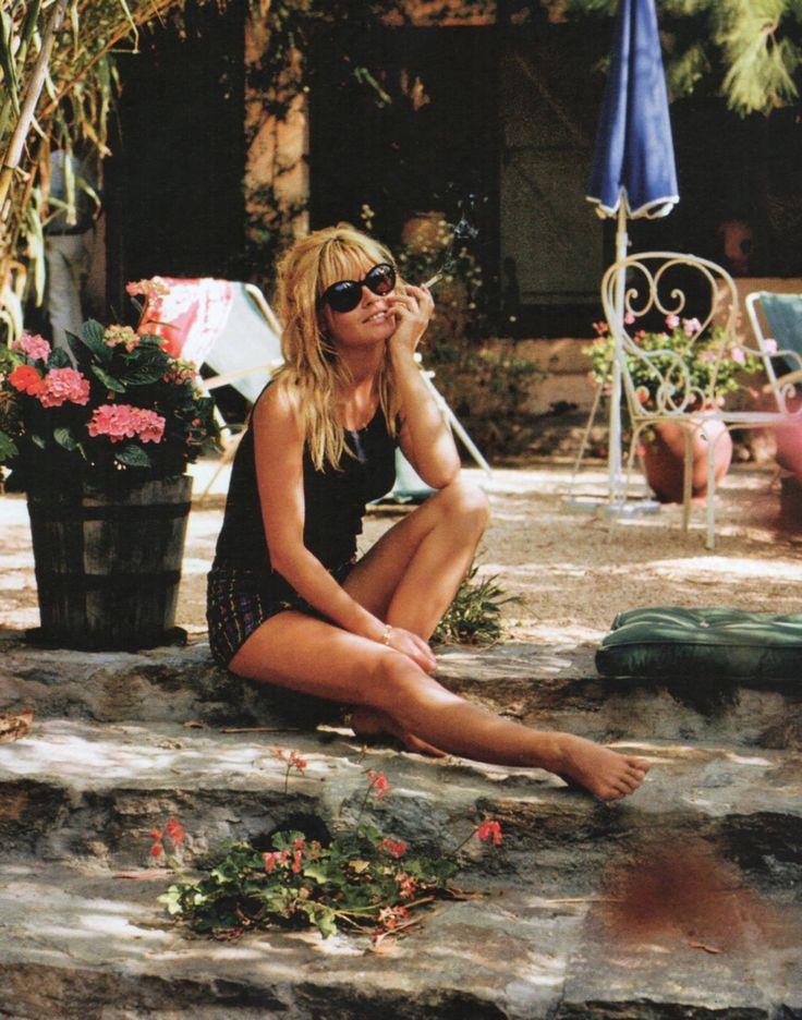 Sixties — Brigitte Bardot photographed by Ghislain Dussart,...