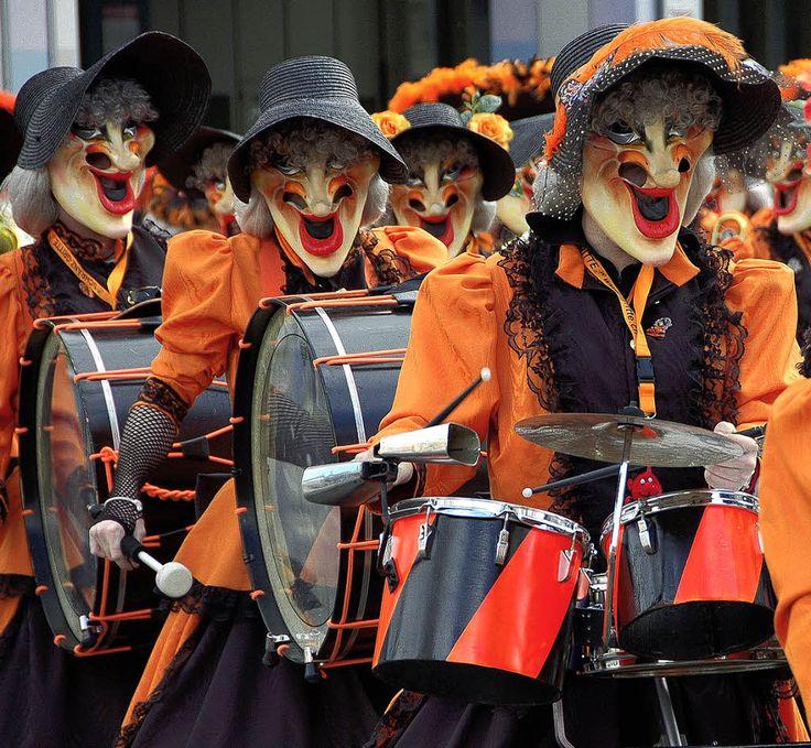carnival | fasnacht | basel