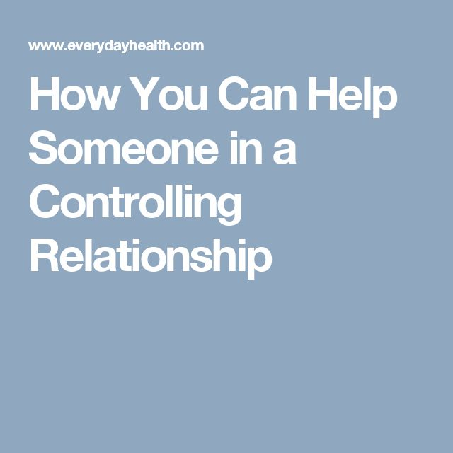 How You Can Help Someone in a Controlling Relationship