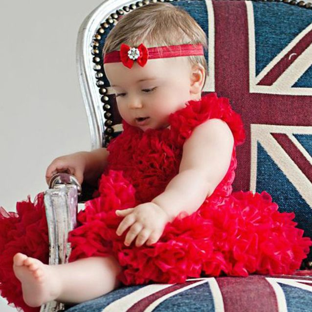Girls Red Chiffon Ruffle Ballerina Party Top | Party Clothes For Little Girls | Red Strappy | Sleeve £19.99   #SmallBizSatUK