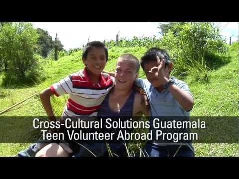 Filmed in Guatemala, this video features a deeper look at the Teen Volunteer Abroad program through the eyes of teen volunteers, CCS staff, and the community served.