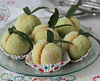 Pesche al limoncello di Calabria - le avete mai mangiate senza alchermes