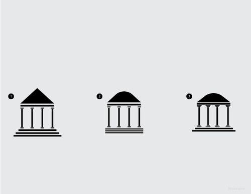 Temple logo concepts.