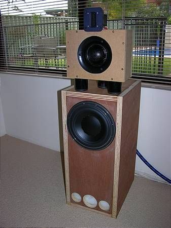 Diy Transmission Line Loudspeakers
