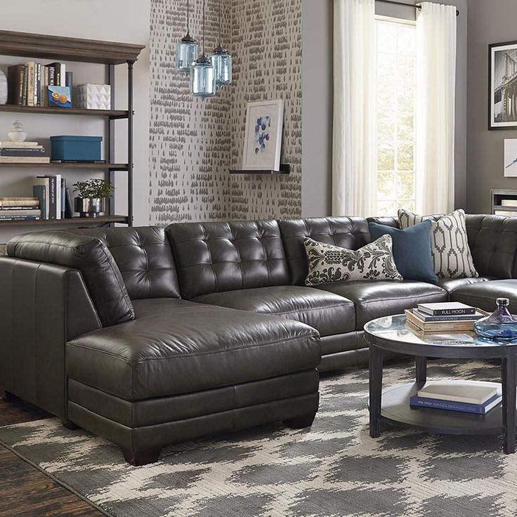 31 best Leather Furniture images on Pinterest Leather furniture - country living room sets