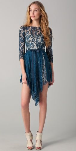 Want to wear this to my friend's Winter wedding... but can't afford it! on the lookout for similar dresses.