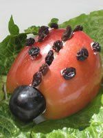 Let's go Chipper Recycle Craft | Lady Bug Snack and Recipe for kids!