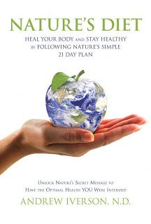 Natures Diet #amreading #books #diet  http://drandrewiverson.com/store/Natures-Diet-p87504201    LIMITED TIME FREE SHIPPING ON ALL ORDERS!!!  Heal your body and STAY HEALTHY by following Natures Simple 21-Day Plan  Available in Hardcover Audio and Kindle
