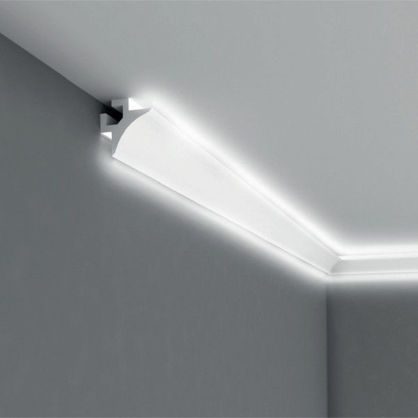 Cool crown molding light