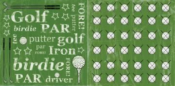 golf gifts for valentine's day
