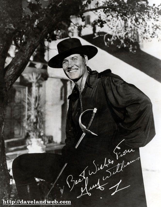 Zorro at Disneyland