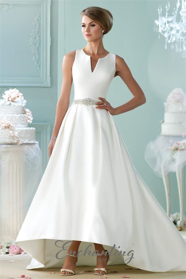 61 best Tea Length Wedding Dresses images on Pinterest | Wedding ...