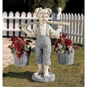 18 - 36 in. Garden Statues on Hayneedle - 18 - 36 in. Garden Statues For Sale