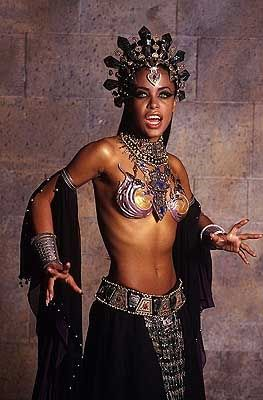 Akasha was awesome and fierce played  by the beautiful often thought of and well missed Aaliyah