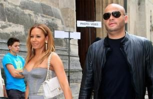 Mel B's husband wins charity date with wife