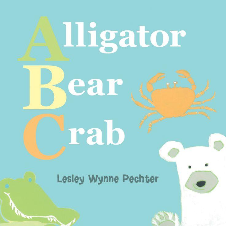 Alligator Bear Crab by Lesley Wynne Pechter
