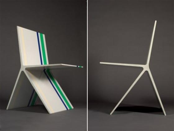 Ductal Concrete Chair
