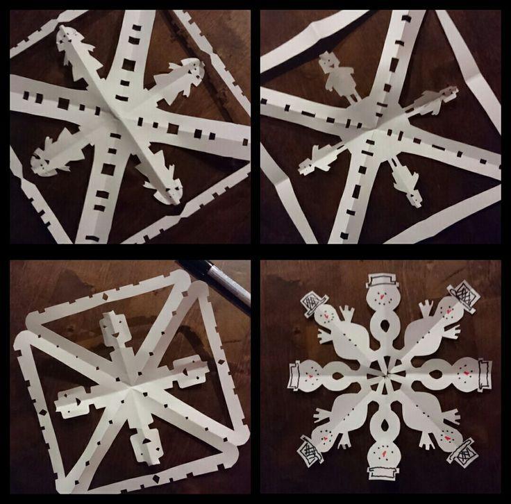 Lumitähtiä, Snowflakes