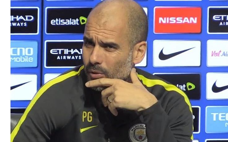 Pep Guardiola gives priceless reaction to Stan Collymore's criticism of Manchester City