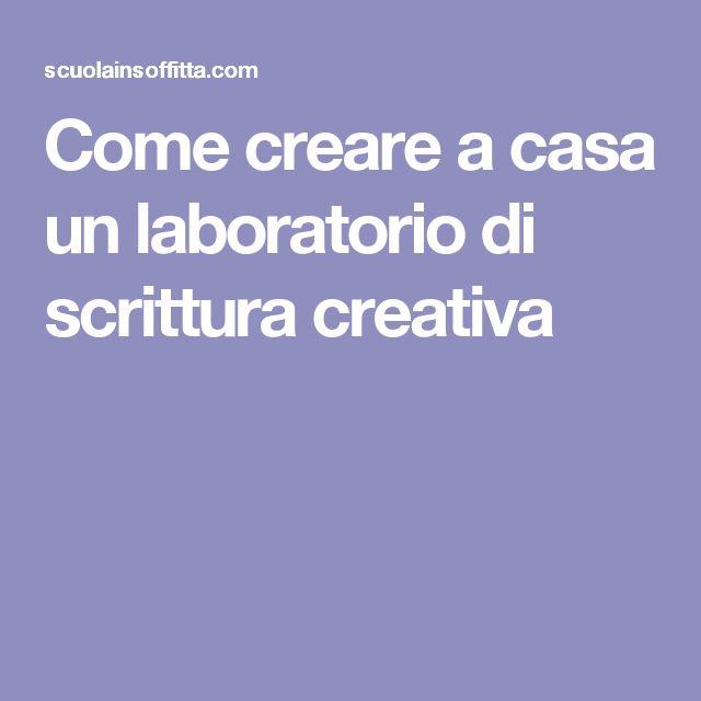Oltre 25 fantastiche idee su scrittura creativa su for Creare piani di casa gratuiti
