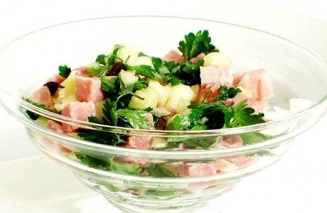 Salada de tender light | Panelinha - Receitas que funcionam