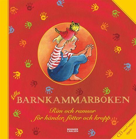Barnkammaren, Lilla barnkammarboken inkl CD, Rim & ramsor