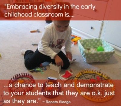 Anti-bias Approach, Diversity and Multicultural Early Childhood Education