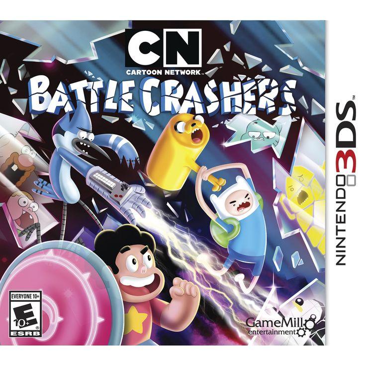 Cartoon Nework Brawler 3DS