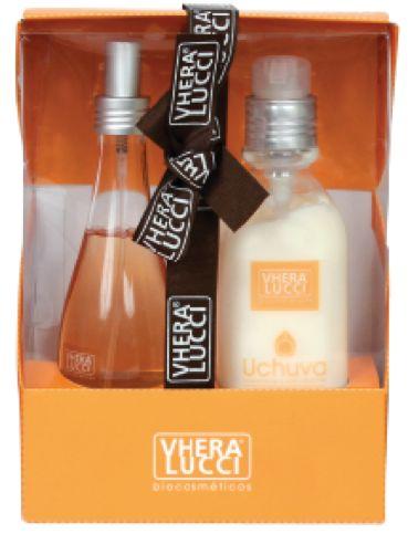 Kit de belleza Corporal hidratante. UCHUVA Vhera Lucci