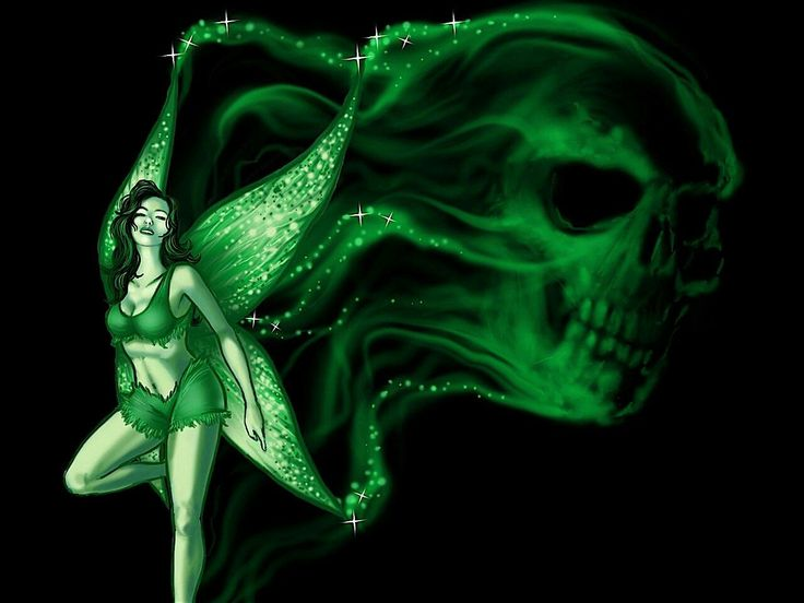... Absinthe Fairy ...