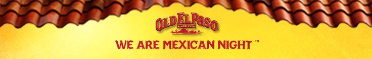 Easy Taco and Taco Salad Recipes from Old El Paso®