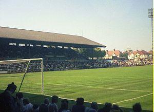 The Goldstone Ground, Brighton & Hove Albion