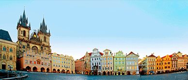 Prague - hints and tips - water ok to drink, hill to walk, park to visit, see bridge at night