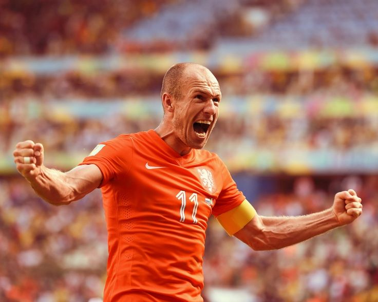 Arjen Robben- The 30-year-old has become frustrated after being subjected to fierce criticism following his confession that he dived against Mexico.