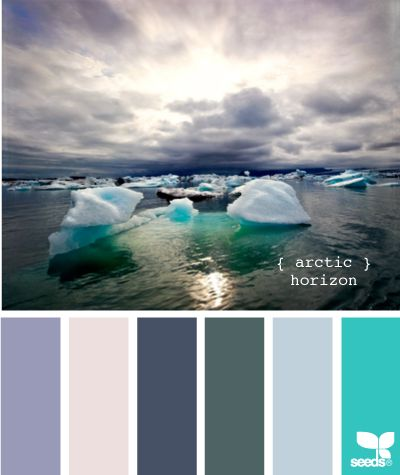 """""""arctic horizon"""": Colors Pallets, Bathroom Colors, Colors Bedrooms, Colors Palettes, Colors Schemes, Http Design Seeds Com, Colour Palettes, Colors Ideas, Colors Inspiration"""