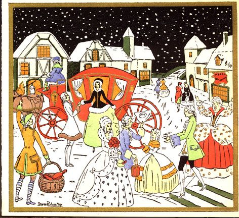 27 best vintage french holiday cards images on pinterest holiday beautiful vintage hand painted christmas and holiday cards french 1920s these are m4hsunfo