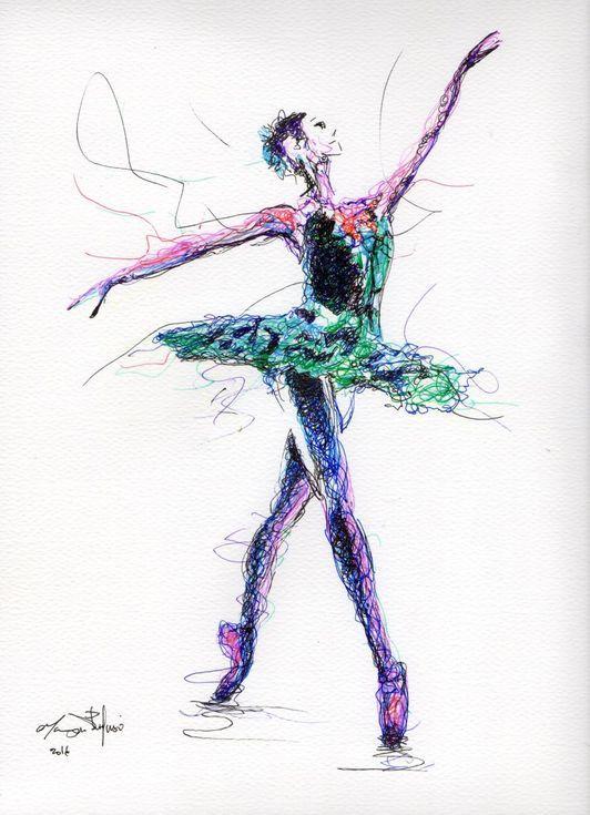 Buy electric flux, Ink drawing by Maurizio Puglisi on Artfinder. Discover thousands of other original paintings, prints, sculptures and photography from independent artists. #danceparty #dancefloor #dancerecital #dancerl #dancingqueen #music #flexible #dancing #practice #ballet #dancelife #dancers #flexibility #dance #workout #dancingmachine