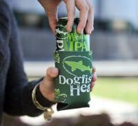 Dogfish Head Can Koozie | Dogfish Head Craft Brewed Ales