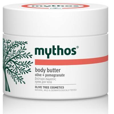 Mythos Body Butter Olive + Pomegrante - 200 ml.