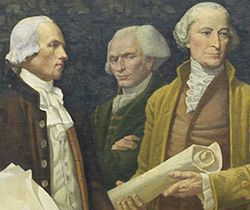 The First Steps of a Nascent Government and The Rise of Political Parties (1791-1800) Parties in the 1970s: 1) The Federalists John Adams (Massachusetts), Alexandre Hamilton (New York). 2) The Democratic-Republicans James Madison (Virginia), Thomas Jefferson (Virginia). The Federalist Philosophy: (02:27 Audio File) 1) Human Nature is Selfish By nature, humans are selfish. They always …