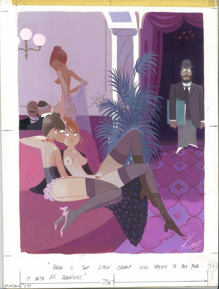 Les Parisiennes de Kiraz : Les Grands Ducs