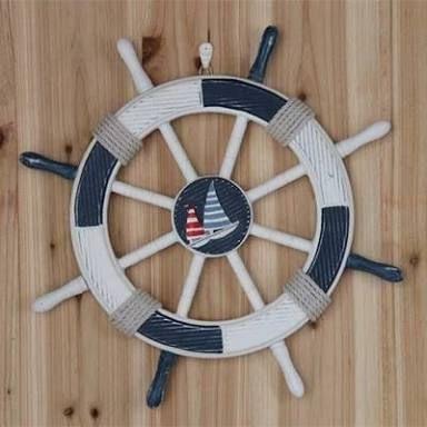 Resultado de imagen para manualidades timon de barco